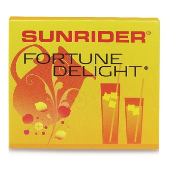 Fortune Delight<sup>®</sup> Lemon 10/3g bags
