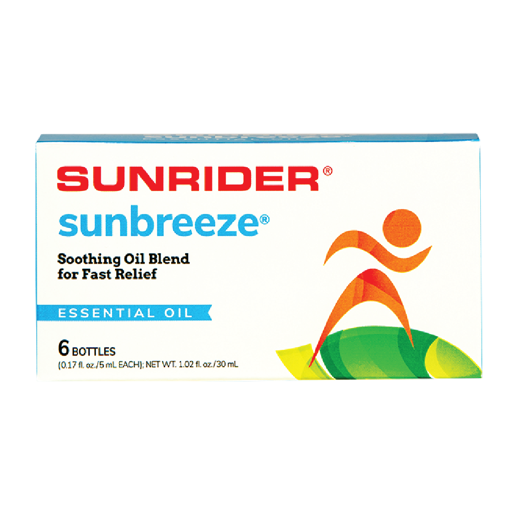 Sunbreeze<sup>®</sup> Oil 6 / 0.19 fl.oz pack