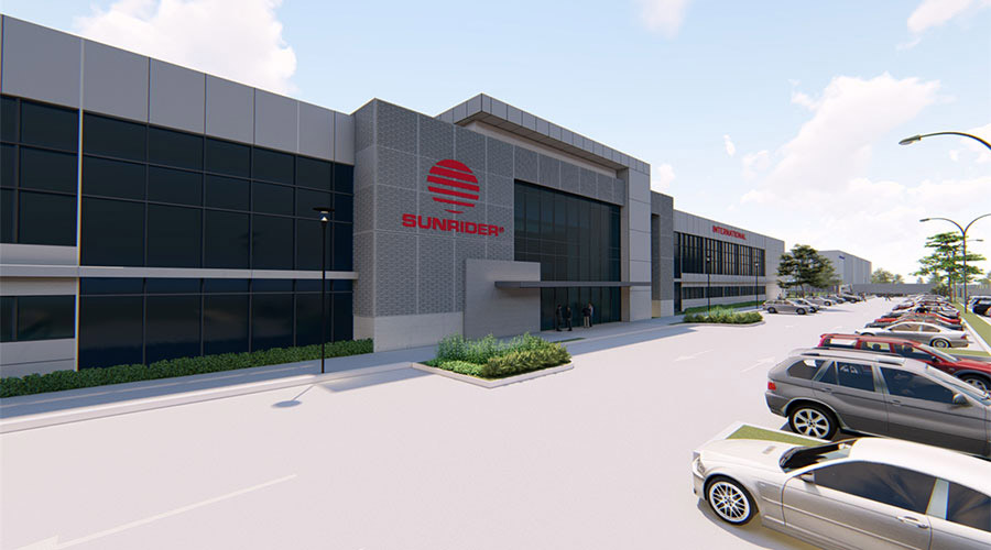 Sunrider International to Establish New Manufacturing and R&D Campus in Texas