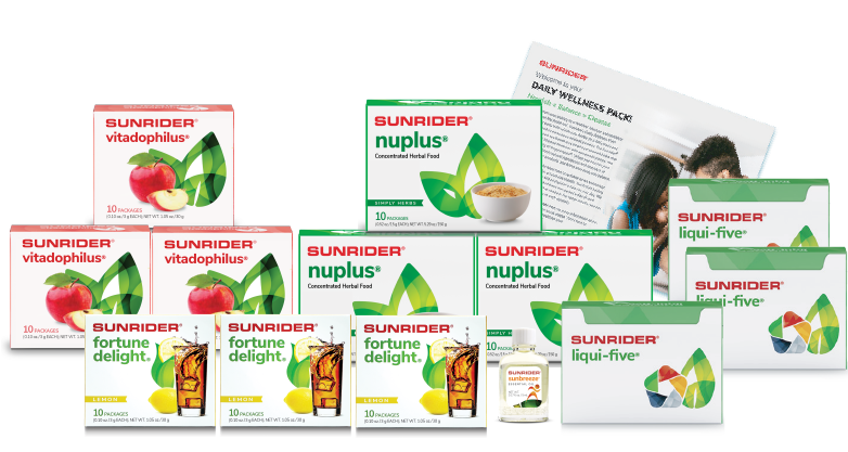 Daily Wellness 30-Day Pack