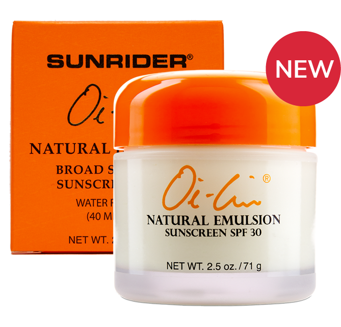 Oi-Lin<sup>®</sup> Natural Emulsion SPF 30 /71g